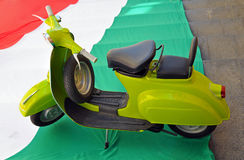 Vespa - Italian Icon Royalty Free Stock Photos