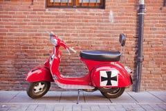 Vespa, Italian scooter Royalty Free Stock Photography