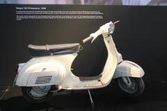 Vespa 125 Primavera - 1968. Motorcycle vintage Italy / Piaggio - Vespa 125 Primavera  - year 1968 Royalty Free Stock Photos