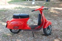 Vespa 50s Imagem de Stock