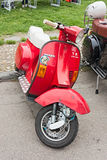 Vespa tuning Royalty Free Stock Images