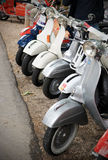 Vespa World Days 2014, Mantova, Italy Stock Image