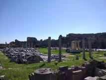 Vespasionusmonument Zijparadise stock afbeeldingen