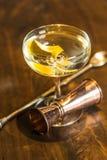 Vesper Martini 007 Stock Fotografie