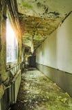 Vestíbulo abandonado Foto de archivo