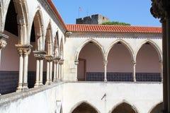 Vestíbulo arqueado Foto de archivo