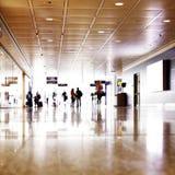 Vestíbulo contemporáneo Imagen de archivo libre de regalías
