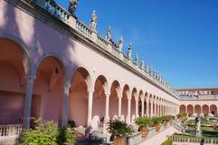 Vestíbulo de Colonade Fotografía de archivo libre de regalías