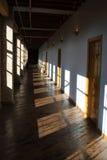 Vestíbulo de la casa de la piel Fotos de archivo