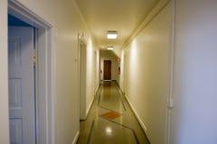 Vestíbulo del hospital Imagenes de archivo
