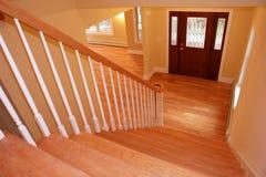 Vestíbulo e escadas Imagens de Stock Royalty Free