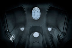 Vestíbulo fantasmagórico Foto de archivo