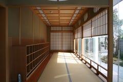 Vestíbulo japonés Fotografía de archivo