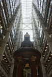 Vestíbulo Lloyds de Londres Fotografia de Stock Royalty Free