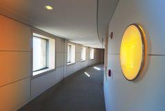 Vestíbulo moderno Imágenes de archivo libres de regalías