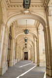 Vestíbulo vacío Imagenes de archivo
