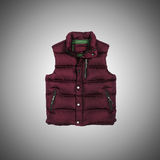 Vest against the gradient background Royalty Free Stock Photos