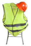 Vest nd hat Royalty Free Stock Photo