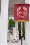 Vestalis del Vergine Fotografie Stock