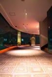 Vestíbulo del hotel Foto de archivo libre de regalías