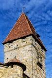 Veste Coburg (coroa Frankish), Alemanha imagens de stock
