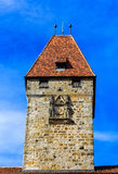 Veste Coburg (Frankish crown), Germany Stock Image