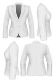Veste de costume de dames Photos stock