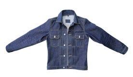 Veste de denim de jeans images stock