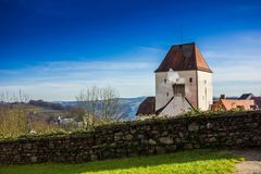 Fortress that was founded in 1219, Passau, Germany Royalty Free Stock Photography