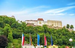 Veste Oberhaus, Passau, Germany Royalty Free Stock Image