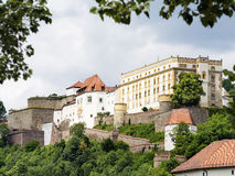 Veste Oberhaus Passau Royalty Free Stock Photo
