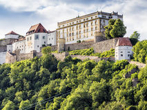 Veste Oberhaus Passau Stock Photo