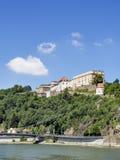 Veste Oberhaus Passau Royalty Free Stock Image
