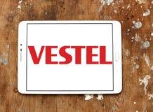 Vestel firmy logo Obrazy Royalty Free