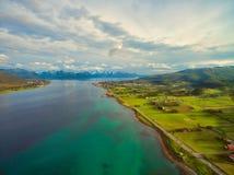Vesteralen islands Royalty Free Stock Photography