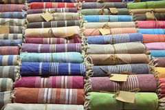 Vestes de banho turco, bazar grande, Istambul Fotografia de Stock Royalty Free