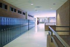 Vestibule d'école photo libre de droits