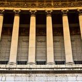 Vestibule de marbre classique, Vittoriano Rome s02 Images stock