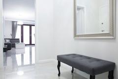 Vestibule en appartement de luxe Image stock