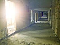 Vestibule industriel photos libres de droits