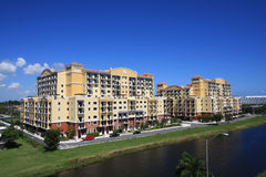 vestibule la Floride Miami Image libre de droits