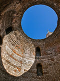 Vestibule (Split, Croatia)  Stock Photography