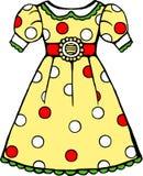 vestido Imagem de Stock Royalty Free