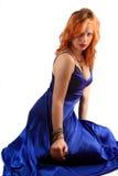 Vestido atractivo Foto de archivo