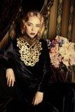 Vestido bonito fotografia de stock royalty free