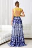 Vestido colorido imagens de stock royalty free