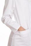 Vestido da enfermeira Fotos de Stock Royalty Free
