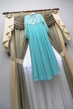 Vestido de casamento malaio Imagem de Stock