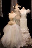 Vestido de casamentos Fotos de Stock Royalty Free