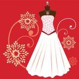Vestido de la manera en bodyform libre illustration